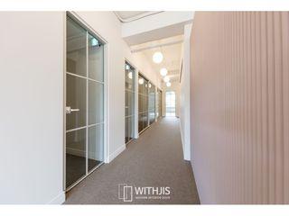 WITHJIS(위드지스) Escritórios Alumínio/Zinco Branco