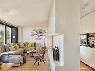 YLAB Arquitectos Salas / recibidores