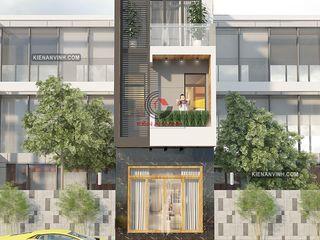 Kiến An Vinh Modern houses