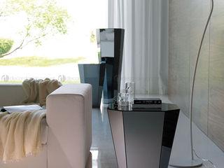 Decordesign Interiores ВітальняАксесуари та прикраси Сірий