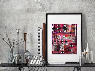 Work desk catalogue SPASIUM Moderne Wohnzimmer