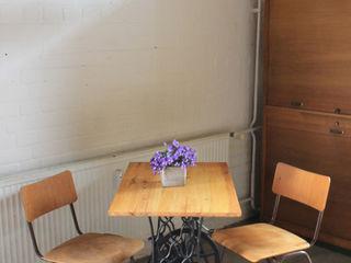 Lux-Est 餐廳 木頭