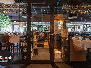 Verbouwing restaurant Kir Royal Borne Sooph Interieurarchitectuur Klassieke gastronomie