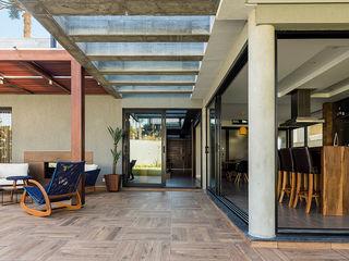 Espaço do Traço arquitetura Modern Houses