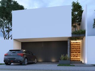 Stuen Arquitectos Rumah tinggal Besi/Baja White