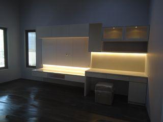 luxe interior RecámarasTocadores Contrachapado Blanco