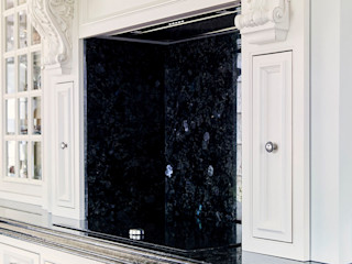 Granit Volga Blue | Kamieniarstwo Borowa Góra GRANMAR Borowa Góra - granit, marmur, konglomerat kwarcowy KuchniaBlaty Granit