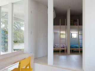 藤原・室 建築設計事務所 Modern Kid's Room
