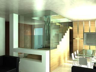 MEF Architect 系統廚具 玻璃 Wood effect