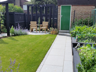 Garden Design Bracknell, Berkshire Linsey Evans Garden Design Modern garden