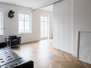 Wohnung mit Aussicht Sehw Architektur Moderne Wohnzimmer