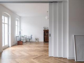 Wohnung mit Aussicht Sehw Architektur Moderne Arbeitszimmer