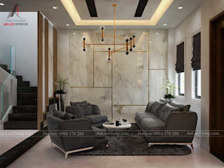 Nội Thất An Lộc Living room White