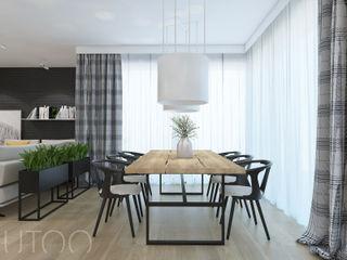 UTOO-Pracownia Architektury Wnętrz i Krajobrazu 餐廳