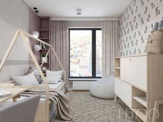 UTOO-Pracownia Architektury Wnętrz i Krajobrazu 嬰兒房/兒童房
