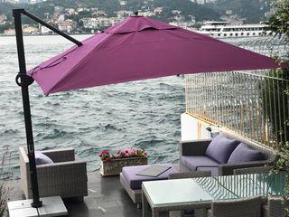 Akaydın şemsiye 庭院泳池 鋁箔/鋅 Purple/Violet