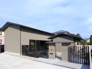 川添純一郎建築設計事務所 Casas modernas: Ideas, imágenes y decoración