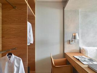 Grayscale 形構設計 Morpho-Design 更衣室