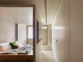 Grayscale 形構設計 Morpho-Design 臥室