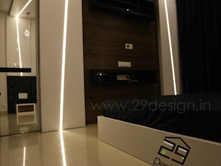 29Design Studio Modern style bedroom