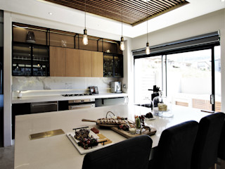 JSD Interiors مطبخ خشب Grey