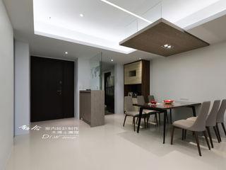 冷暖沉靜 休閒況味度假宅邸 木博士團隊/動念室內設計制作 餐廳