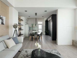 湘頡設計 Living room White