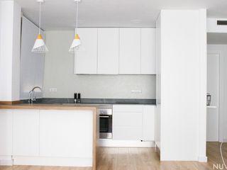 NUVART Kitchen White
