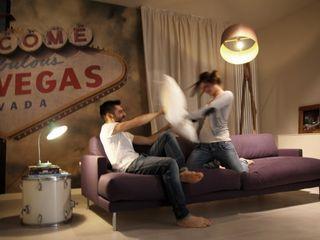 Bevi a Las Vegas Federica Rossi Interior Designer Soggiorno moderno