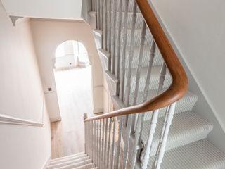 Three Storey Maisonette - Chelsea Prestige Architects By Marco Braghiroli Stairs