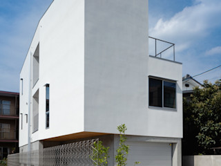 hm+architects 一級建築士事務所 Окремий будинок
