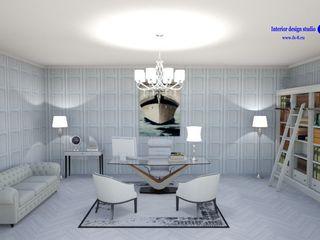 'Design studio S-8' Lojas e Espaços comerciais clássicos