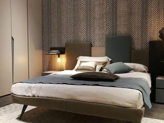 Formarredo Due design 1967 Moderne Schlafzimmer