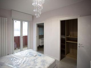 Ristrutturazione Via Fratelli di Dio Milano 100mq Ristrutturazione Case Camera da letto moderna