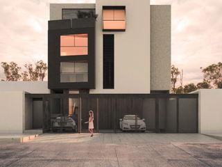 WERHAUS ARQUITECTOS Terrace house