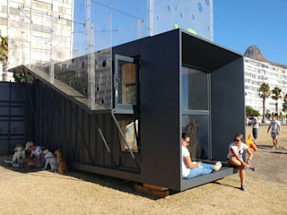 Container Rental and Sales (Pty) Ltd Eclectic style commercial spaces