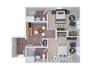 Draw 2D 3D Floor Plans The 2D3D Floor Plan Company