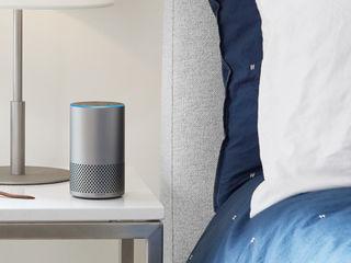 Slimme Speaker DormitoriosAccesorios y decoración Metal Metálico/Plateado
