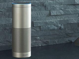 Slimme Speaker CocinaElectrónica Metal Metálico/Plateado
