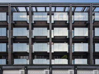 竹村空間 Zhucun Design Offices & stores Glass