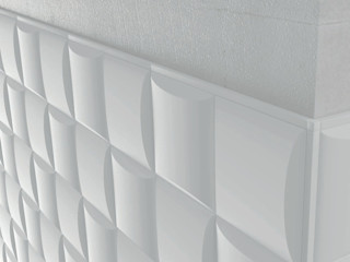 Superfici 3D Ceramiche Addeo Paesaggio d'interni