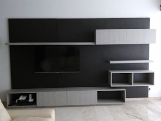 Maderaje Arquitectónico, S. A. de C.V. Multimedia roomFurniture