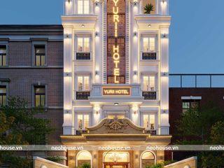 Thiết Kế Khách Sạn Yurii NEOHouse Khách sạn