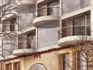 FISCHER & PARTNER lichtdesign. planung. realisierung Multi-Family house