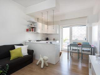 zero6studio - Studio Associato di Architettura Unit dapur White