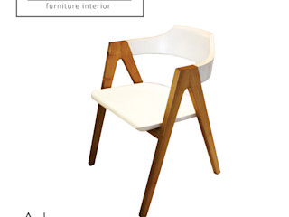 viku 餐廳椅子與長凳