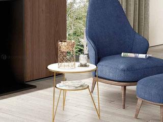 Decordesign Interiores ВітальняАксесуари та прикраси Білий