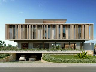 Martins Lucena Arquitetos Terrace house