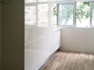 GAAPE - ARQUITECTURA, PLANEAMENTO E ENGENHARIA, LDA Modern style kitchen