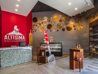 DIN Interiorismo Shopping Centres